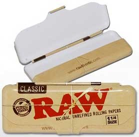 Raw Metallhülle (KingSize Papers)