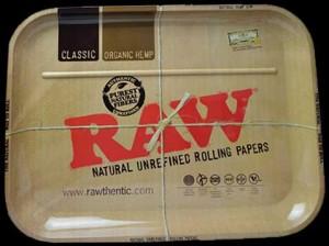 Raw Rolling Tray XXL