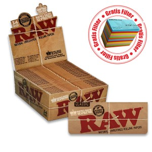 Raw Natural KingSize Supreme Papers