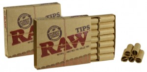 Raw Pre-Rolled Filter