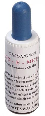 Kokain Qualitätstest Reinheit