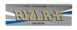 Rizla Micron Single Wide Papers