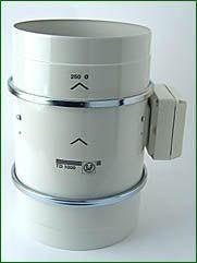 S&P Rohrventilator 1000m3/h