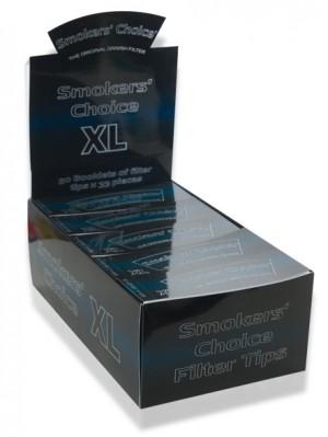 Smokers Choice XL konische Filter