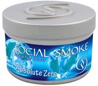 Social Smoke Absolute Zero 250g