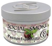 Social Smoke Passion Fruit Mojito 250g