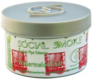 Social Smoke Watermelon Chill 250g