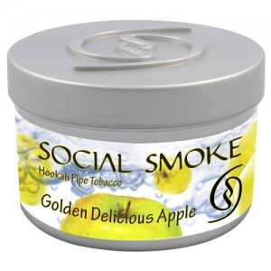 Social Smoke Golden Delicious Apple