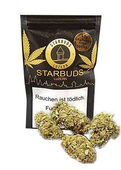 Starbuds Charlotte's Angel  Hanfblüten Tabakersatz
