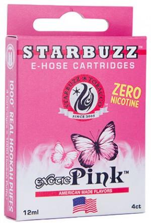Starbuzz E-Hose Kartuschen Pink
