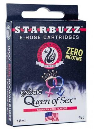 Starbuzz E-Hose Kartuschen Queen of Sex