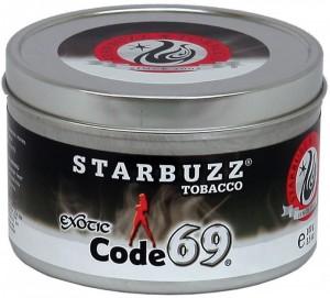 Starbuzz Exotic Code 69 250 g