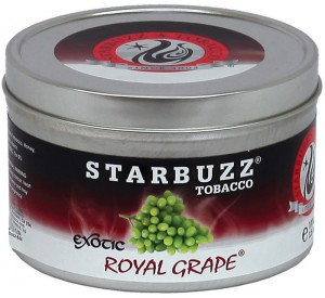 Starbuzz Exotic Royal Grape 250 g