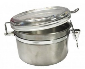 Behälter für 500g Tabak