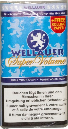 Wellauer Super Volume Beutel
