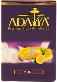 Adalya Lemon Pie 50g
