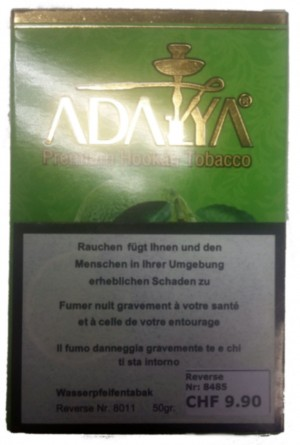 Adalya Green Lemon Mint 50g