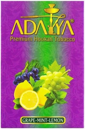 Adalya Grape Mint Lemon 50g
