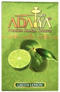 Adalya Green Lemon 50g