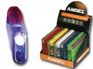 Feuerzeug mit LED nachfüllbar
