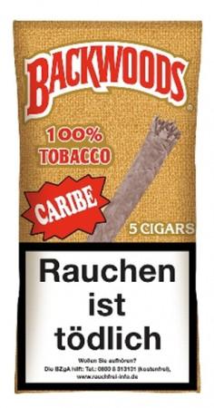 Backwoods Caribe Zigarren Blunts