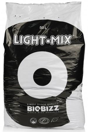 Biobizz Light-Mix Erde 50 Liter