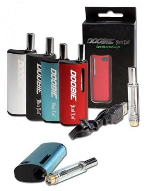 Black Leaf Doobie Liquid-Vaporizer / E-Zigarette