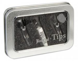 Black Leaf Glas Tips für 7mm Filter