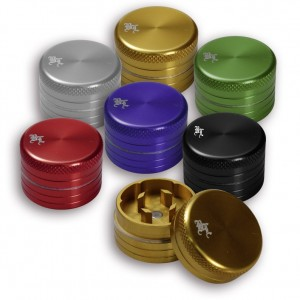Black Leaf Mini-Grinder 29mm