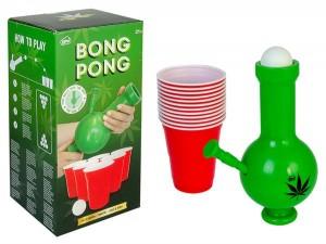 Bong Pong Trinkspiel mit Bechern