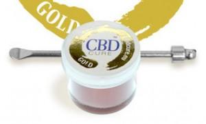 CBD Cure 1g Gold Paste 35%