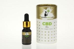 CBD Öl 10% 10ml in Runddose