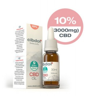 Cibdol Authentic CBD-Oil 10% 30ml