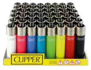 Clipper Classic Farben Feuerzeuge