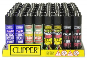 Clipper Classic I Shit Feuerzeuge