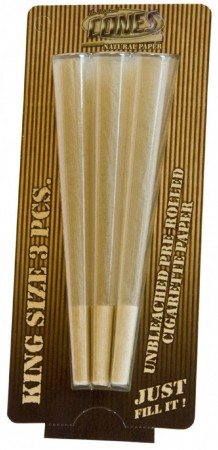 Cones Natural King Size Blister (3x)