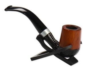 Coney Tabakpfeife aus Holz und Kunststoff