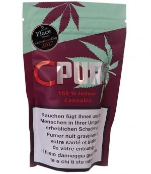 CPure Fedtonic Indoor CBD-Cannabis Tabakersatz