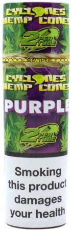 Cyclones Hemp Purple 2x
