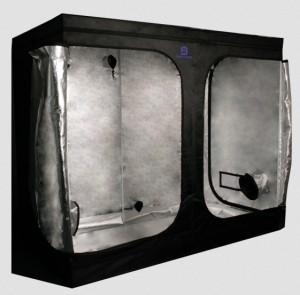 Diamond Box Silver Line SL120E Growbox Rechteckig