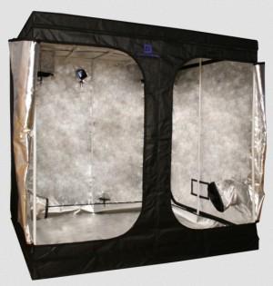 Diamond Box Silver Line SL200 Growbox
