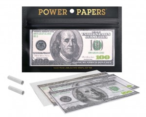 Dollar Rolling Papers with Filter Tips