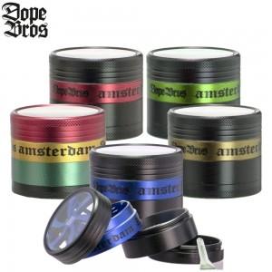 Grinder Dope Bros 4 tlg. 50mm