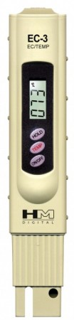 HM EC-/Temp-Meter EC-3 digital