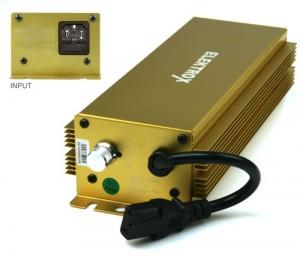 Vorschaltgerät 600W 230V/400V Superlumen (regelbar)