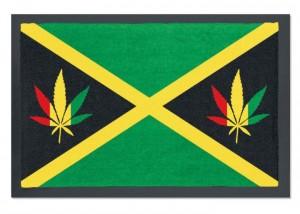 Fussmatte Jamaica - Hemp
