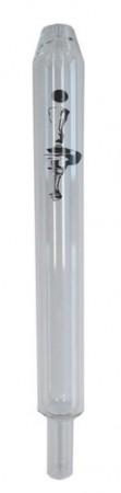 Glasmundstück Classic 18cm