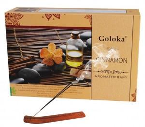 Goloka Cinnamon Räucherstäbchen