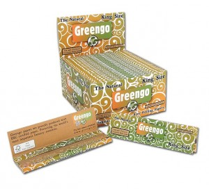 Greengo KingSize Papers