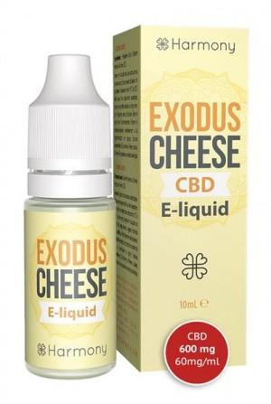 Harmony CBD-Liquid Exodus Cheese 10ml